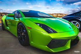 Lamborghini Gallardo Green - lamborghini gallardo lp560 4 pezios photography