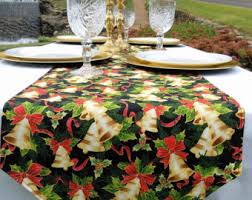 Table Runners For Round Tables Round Table Runner Etsy