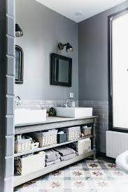 Déco Une Salle De Bain Tout En Bois Rangement Salle De Bain Bien Pensé Par Les Pro Côté Maison