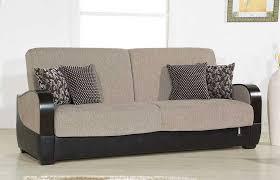 European Sectional Sofas Ferhan Beige Sofa Bed Convertible Sleeper Sofas