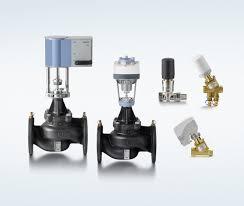 acvatix valves and actuators hvac products siemens global website
