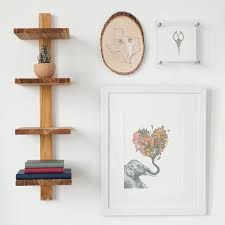 unique wall shelves modern storage furniture uncommongoods