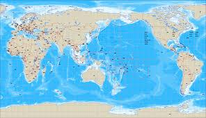 Diego Garcia Map Cctld World Map