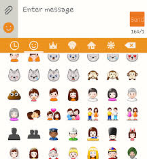 emoticons for android texting messaging app problem emojis android forums at androidcentral