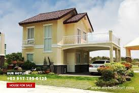 house design sles philippines bellefort estates charlotte house for sale in daang hari philippines