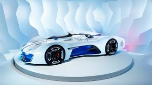renault dezir blue wallpaper renault alpine vision gran turismo gran turismo best