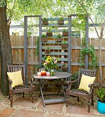 Living Trellis Wood Pallet Projects