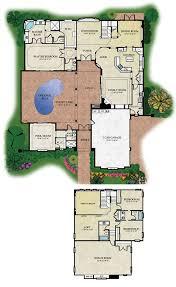 sumptuous design ideas 12 house plans with courtyards floor