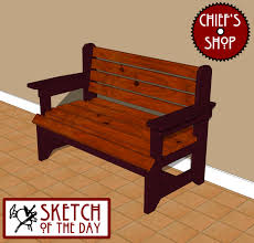 Bench For Foyer by Foyer Bench Chief U0027s Shop