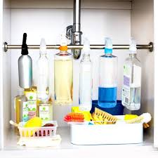 Kitchen Sink Shelf Organizer by Cabinet Under Sink Storage Shelf Kitchen Under Sink Organizer