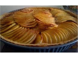 cuisine tarte aux pommes sauce vergoise pour tarte mon carnet de cuisine miam croc miam