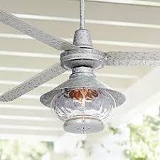 Design Ideas For Galvanized Ceiling Fan Outdoor Ceiling Fans D And Fan Designs Ls Plus