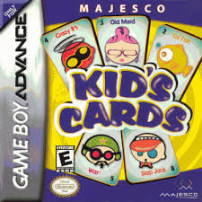 kid cards kid s cards gameboy advance gba rom