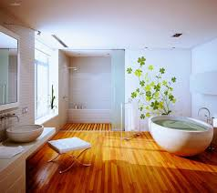 bathroom bamboo flooring for bathroom home interior design within