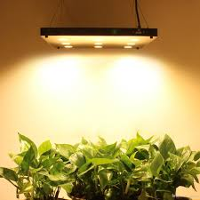 full spectrum light for plants cf grow ultra thin blacksun s9 810w cob led plant grow light full