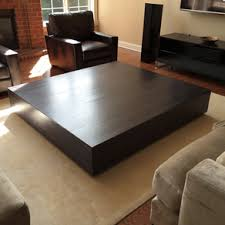 large square modern coffee table modern coffee tables contemporary coffee tables custommade com
