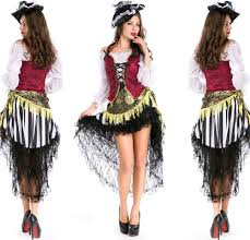 Women Pirate Halloween Costumes Compare Prices Pirates Halloween Costume Shopping Buy