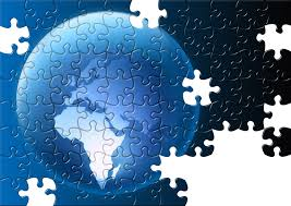 free puzzle earth stock photo freeimages com