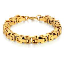 box link bracelet images 316l stainless steel bracelet men jewelry wholesale braslet 2017 jpg