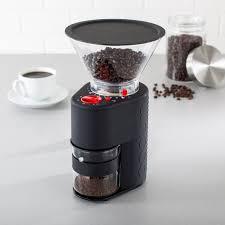 Bodum Toaster Canada Bodum Bistro Burr Coffee Grinder Black Kitchen Stuff Plus