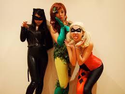 Halloween Costumes Gotham Sirens Status Chlo