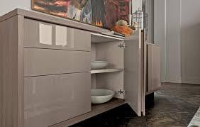 mobile credenza cucina gallery of credenze moderne da mobili aluisini credenze cucina