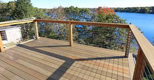 decks and porches custom built in massachusetts