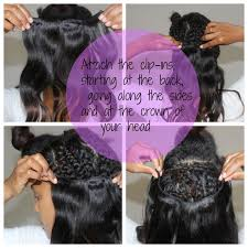 hair clip ins hair diy protective styling with clip ins the layer