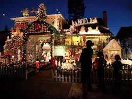 santa rosa christmas lights an explosion of christmas pizazz