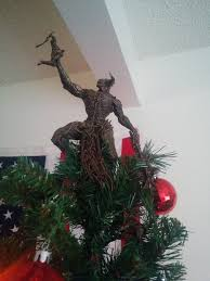 10 of the most creative tree toppers junk host