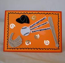 handmade baseball birthday card crafty creative gal