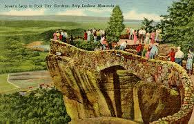 rock city postcards