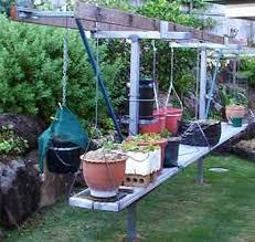 Urban Veggie Garden - watering systems urban vegetable garden