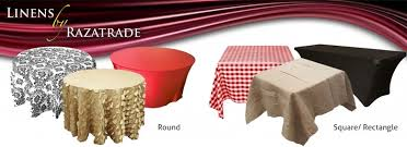 spandex table covers wholesale shop tablecloths razatrade