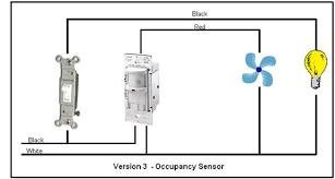 Bathroom Motion Sensor Light Switch Bathroom Lighting Enter Image Description Wiring A Bathroom Fan