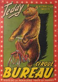 cirque bureau circus collection cirque bureaux dans les ées 1950