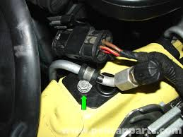 mini cooper coolant change r50 r52 r53 2001 2006 pelican parts