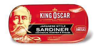 King Oscar Sardines Mediterranean Style - brisling sardines japanese style king oscar u2013 the best seafood