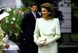jacqueline kennedy onassis photos vogue