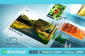 glass slides free download videohive after effects project free