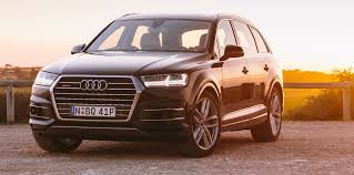 audi q7 3 0 tdi top speed audi q7 3 0 tdi 160kw pricing and specifications entry model