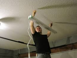 how to hang a fluorescent light diwyatt hanging shop lights loving here