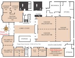venue floor plan international conference on biological ontology
