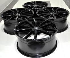 volkswagen gti wheels 4 new black vw golf r pretoria style alloys alloy wheels r32 gtd