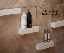 Bathroom Shelves Designs Fantastic Bathroom Shower Shelves 63 For Home Interior Design With