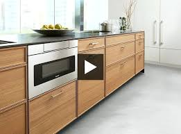 kitchen island microwave microwave drawer in island this just in sharps sleek microwave