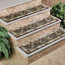 Stair Tread Covers Carpet Patio Stone Stair Treads
