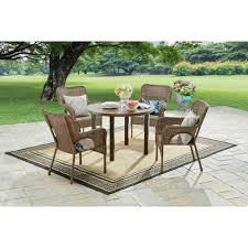 Outdoor Patio Table And Chairs Patio Furniture Walmart