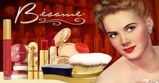 men with red fingernails and curlers in hair authentic 1940s makeup history and tutorial