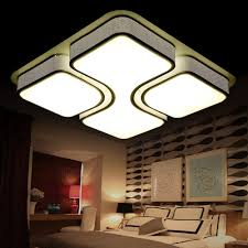 Ceiling Lamps For Living Room by Compare Prices On Ceiling Square Light Fixture Online Shopping